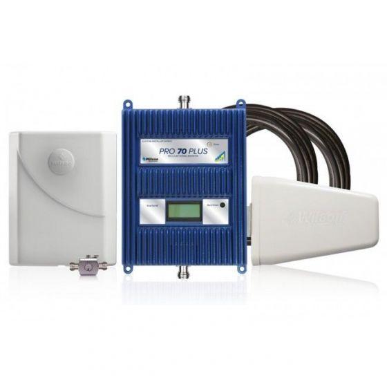 KIT Amplificador de señal Wilson Pro 70 Plus (50 Ohm) Repotenciado COL - Empresas