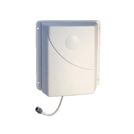 Antena de panel Wilson con soporte de pared, 50 ohmios