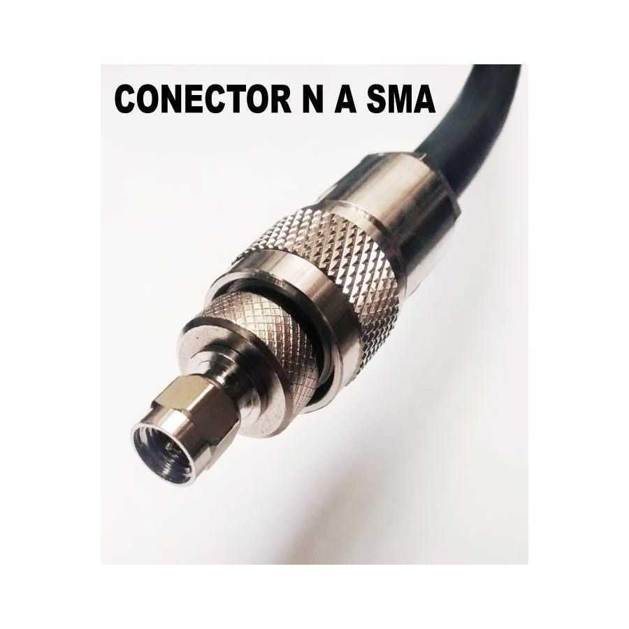 CONECTOR N A SMA PARA ANTENA