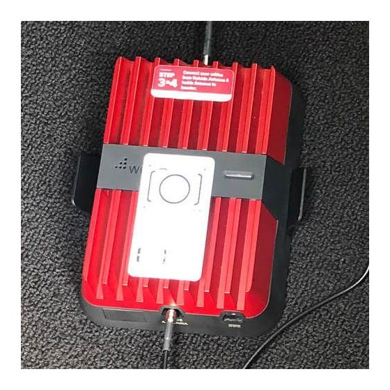 KIT Amplificador de señal weBoost Drive Reach para Vehículos de Flota