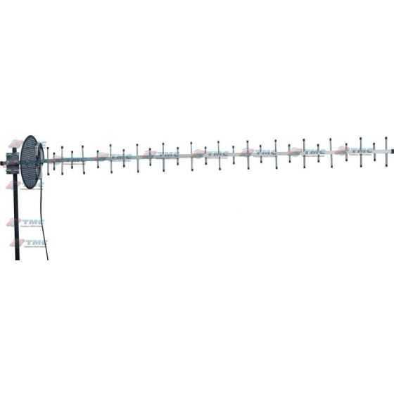 Antena Yagi 60DB RG-58 Dual