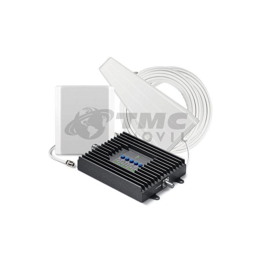 KIT Amplificador de señal celular - Fusion4Home 4GLTE 3G - Hogar o empresa