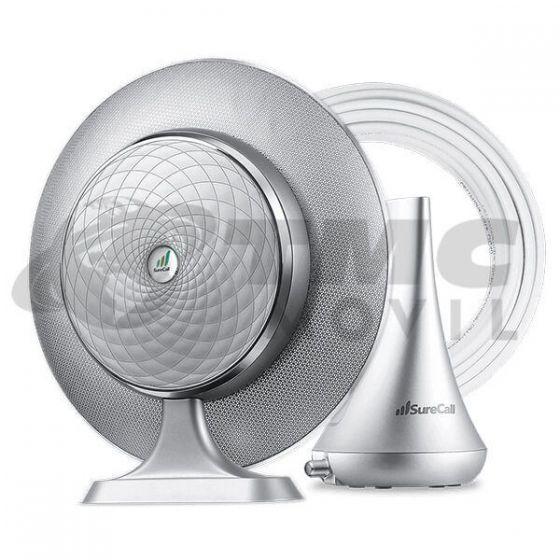 KIT Amplificador de señal celular Surecall EZ4G - 3G 4GLTE - Hogar y Oficinas