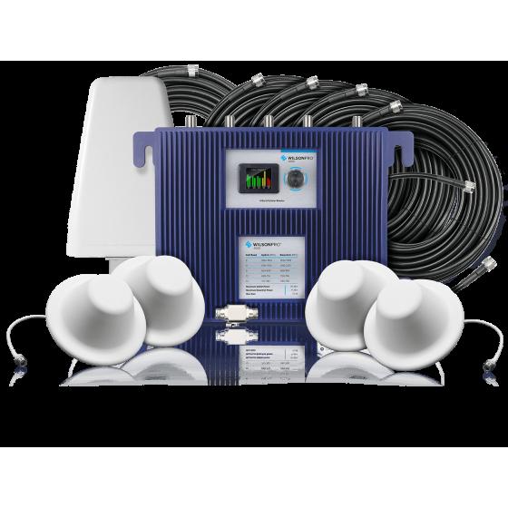 KIT Amplificador de señal Wilson Pro 4000 - Repotenciado COL