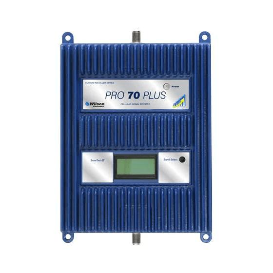 KIT Amplificador de señal Wilson Pro 70 Plus (75 Ohm) Repotenciado COL - Empresas