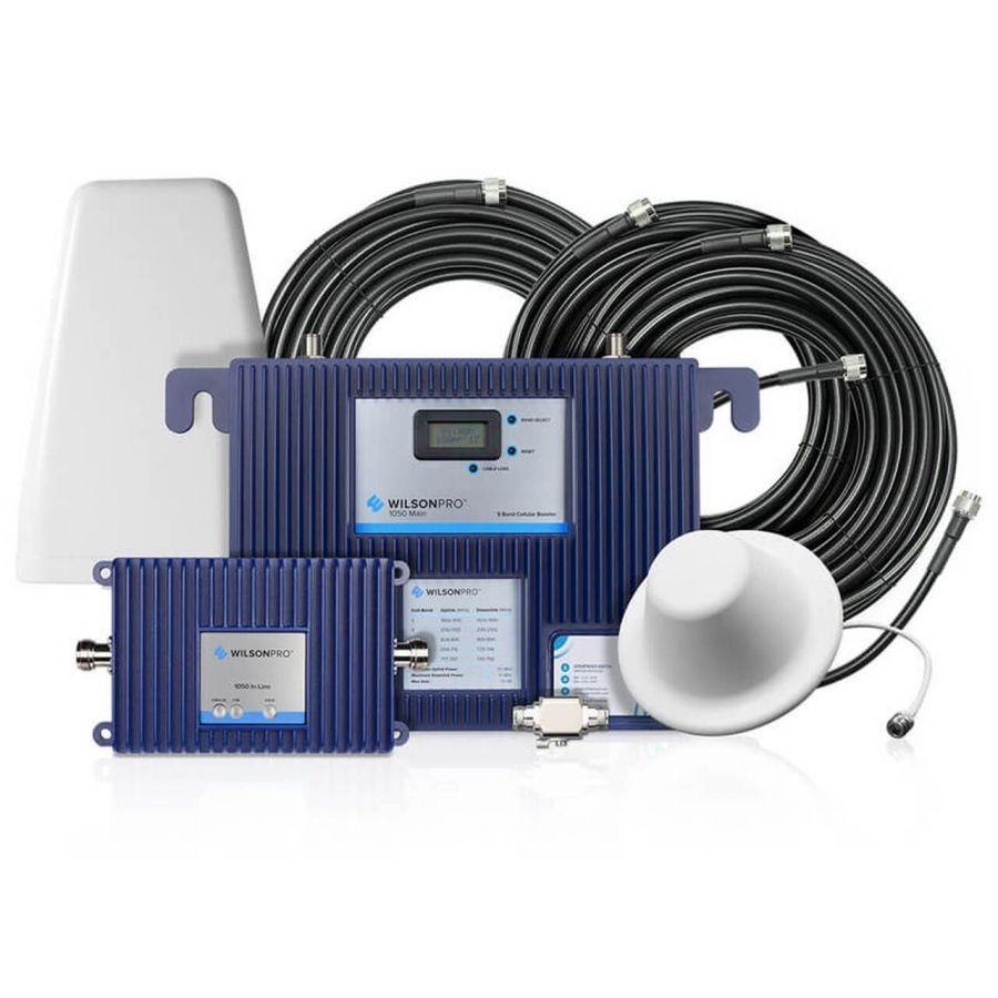 KIT Amplificador de señal Wilson Pro 1050 Repotenciado COL - Empresas