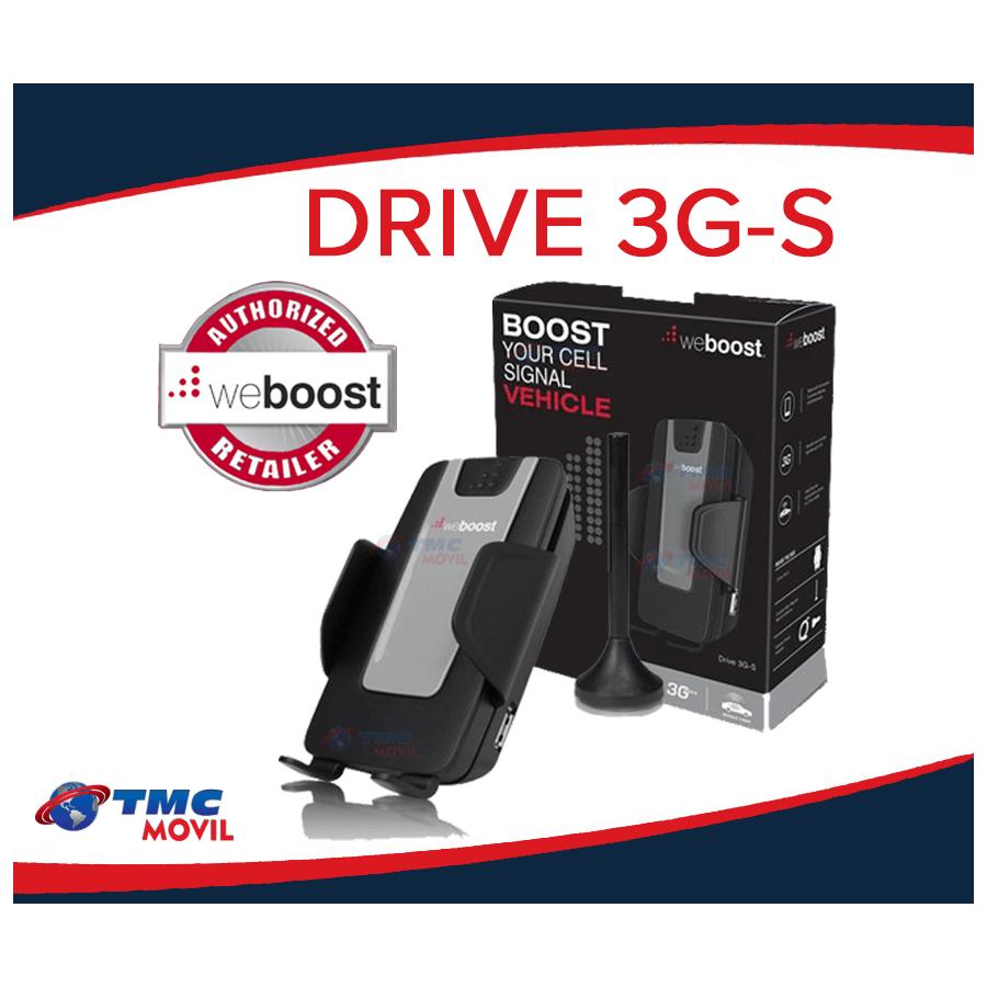 Amplifificador de señal Drive 3G-S
