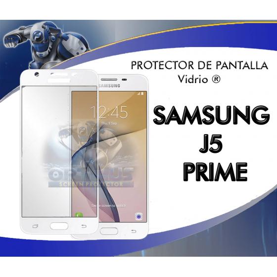 Vidrio Templado Completo Samsung J5 Prime