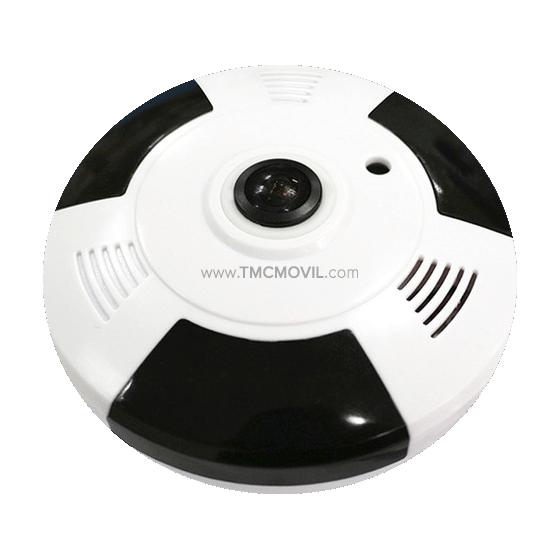 Camara de Seguridad 360° con Audio Bidireccional Online