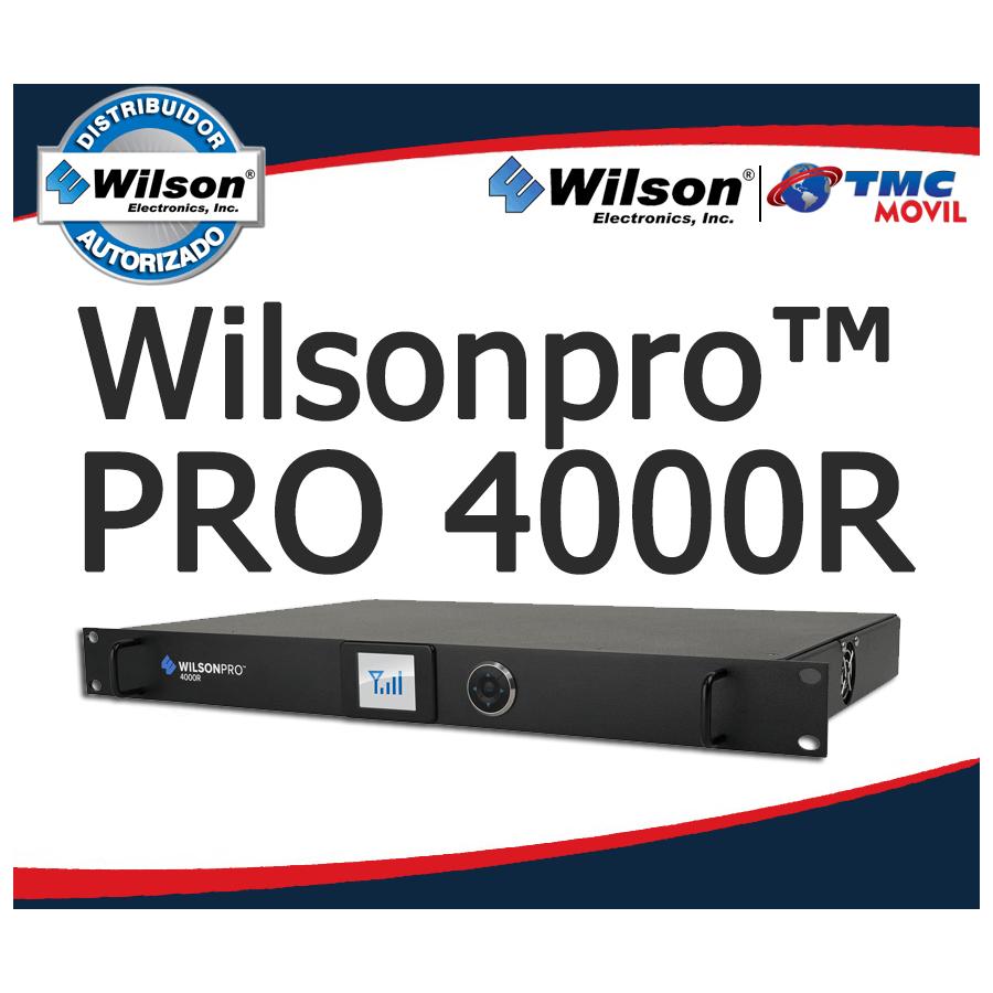 Amplificador WilsonPro PRO 4000R