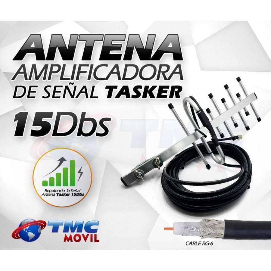 Antena TasKer-15™ 15dB