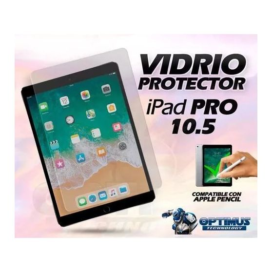 Vidrio Templado Ipad Pro 10.5