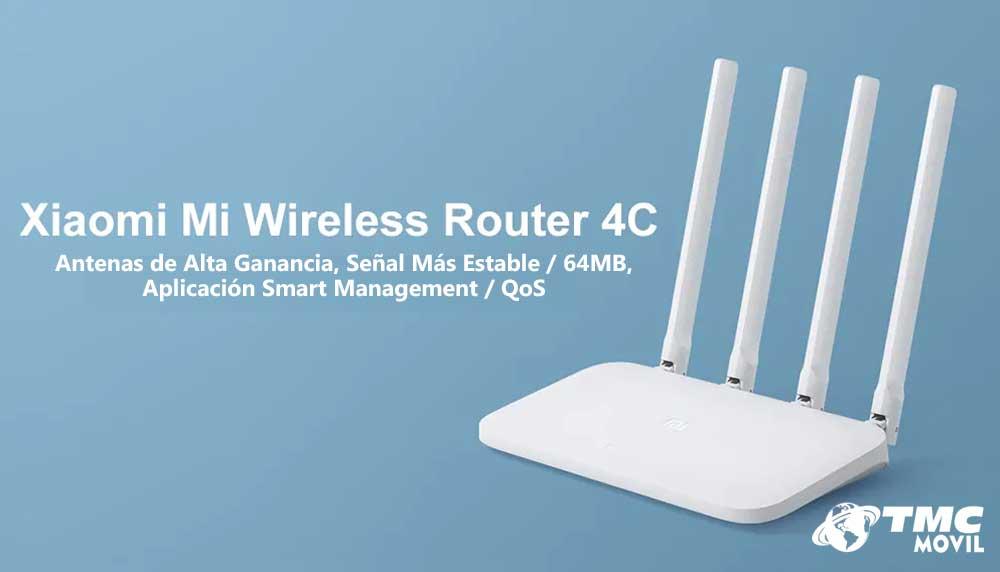Repetidor Xiaomi Rourter Mi 4C - Entrega Inmediata Colombia
