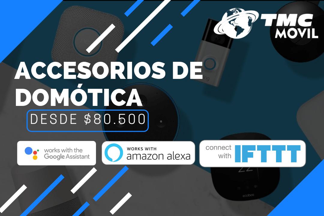 Espacios inteligentes - Domótica Smart Life App Colombia